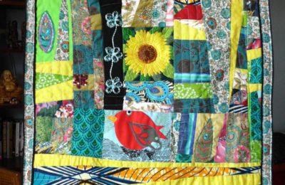 Spring/Summer Art Quilt