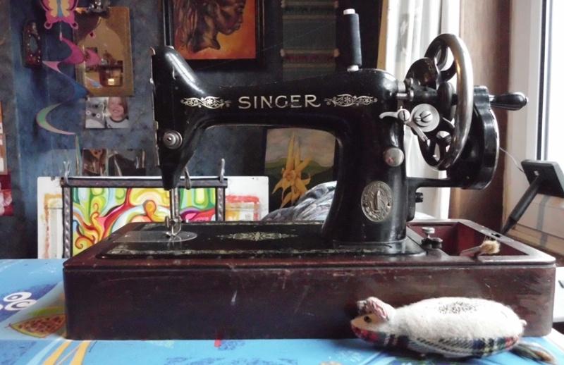 Singer Sewing Machine 1912