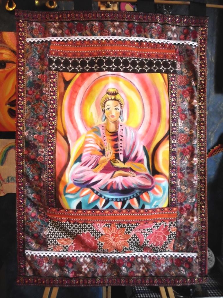BuddhaArtQuilt