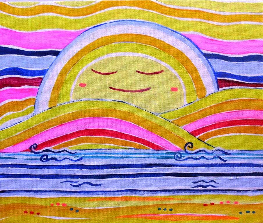 Front-Sun