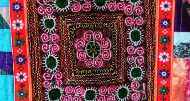 Art Quilt – Mandala Maze