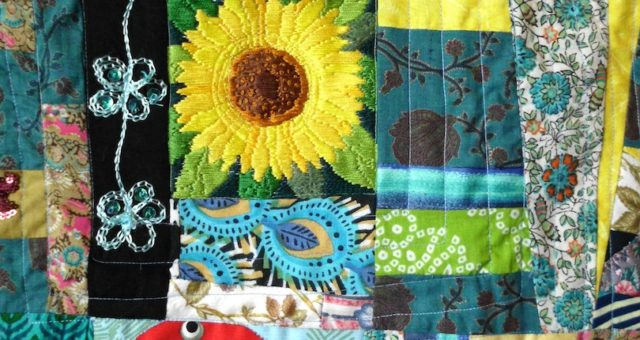 Art Quilt – Spring