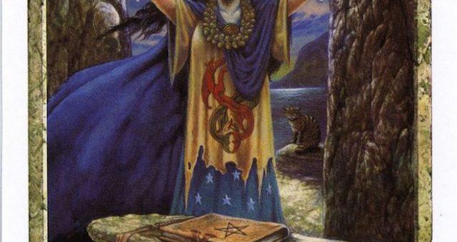 Tarot Blog – High Priestess