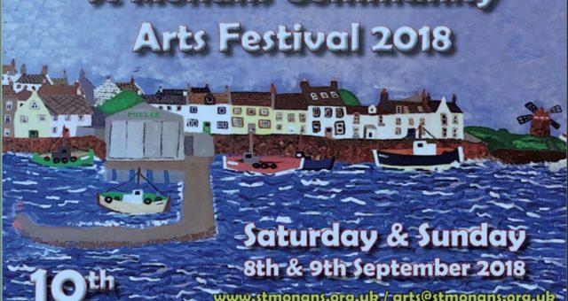 St Monans Arts Festival 2018