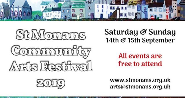 St Monans Art Festival 2019