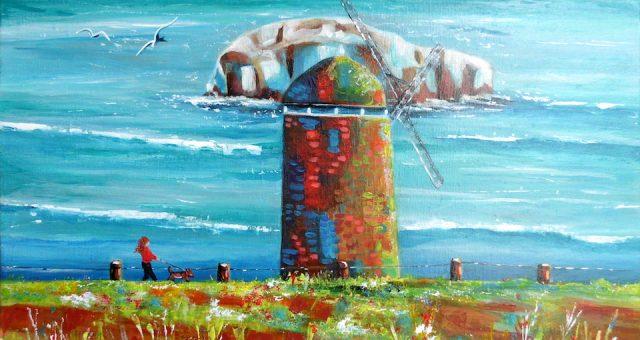 St. Monans Windmill